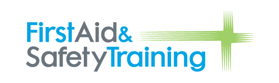 First Aid and Safety Training Logo